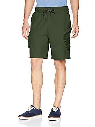 2(x)ist Mens Cargo Short Shorts, Duck Green, Medium