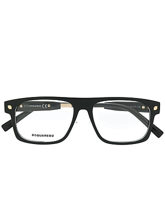 Dsquared2 Eyewear rectangular optical glasses - Preto