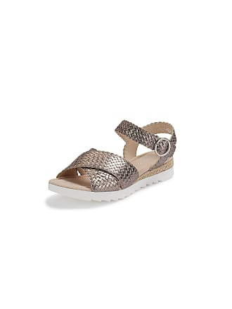 2ad0d78e91f Gabor Sandaletter i äkta läder från Gabor Comfort beige