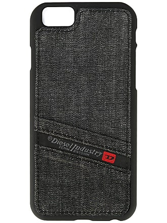 Diesel Capa para iPhone 6 Pluton Pocket - Preto