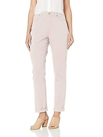 Gloria Vanderbilt Womens Amanda Classic Tapered Jean, Honey Blush, 10 Short