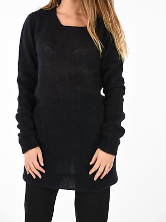 Rick Owens Wool Blend Sweater PASSPORT Größe L