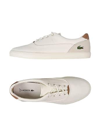 d0ad198db9 Lacoste® : Baskets en Blanc jusqu''à −34% | Stylight