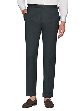 Zanella Mens Parker Covert-Stretch Twill Trousers