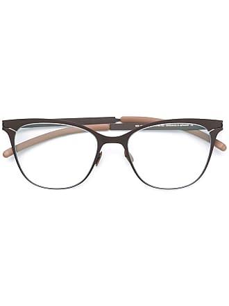 Mykita Armação de óculos Hedy - Marrom