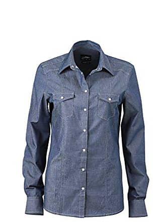 Jeansblusen in Blau  190 Produkte bis zu −63%   Stylight ed7dfa0d53