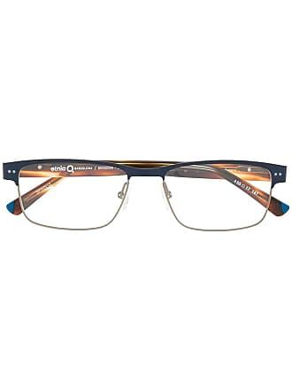 Etnia Barcelona Armação de óculos Brandon retangular - Azul