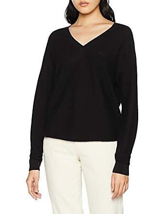 13582ff2f86 Lacoste AF8826 Pull Femme Noir (Noir Noir C31) 36 (Taille Fabricant