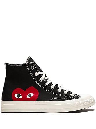 Converse x Comme Des Garçons Play Chuck 70 sneakers - Black