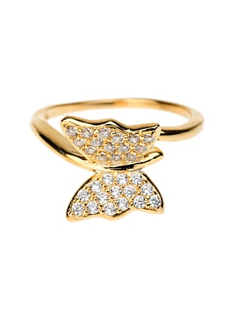 Shashi Butterfly Ring