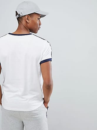 0415ce5b3 Tommy Hilfiger Authentic T-Shirt Side Logo Taping in White - White