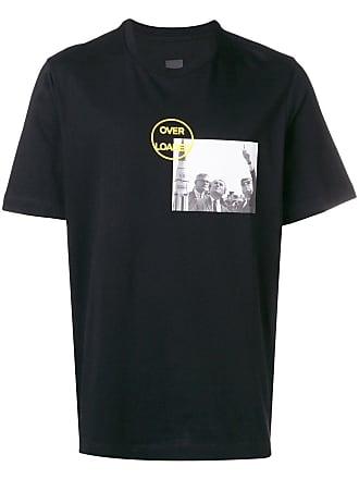 OAMC Camiseta Over Loaded - Preto