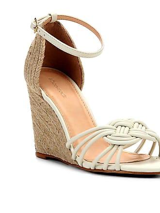 8fa2f1f66 Shoestock Sandália Anabela Shoestock Nó Marinheiro Corda Feminina - Feminino