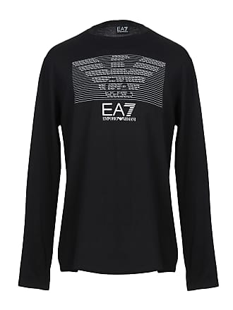 f4877e532f14e T-Shirts Manches Longues Emporio Armani® : Achetez jusqu''à −51 ...