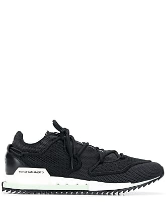Yohji Yamamoto Black Harigane II sneakers