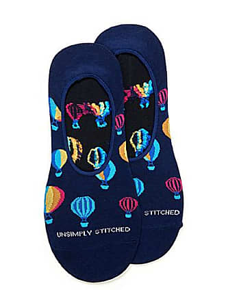 Unsimply Stitched Hot air balloon ped socks
