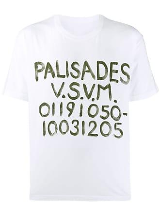 Visvim Palisades T-shirt - Branco