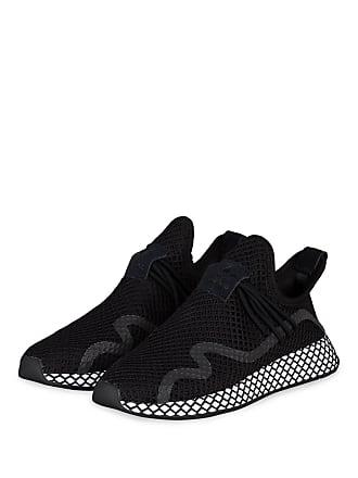 new style 298cd ee9c9 adidas Originals Sneaker DEERUPT S - SCHWARZ  WEISS