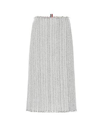 Thom Browne Tweed skirt