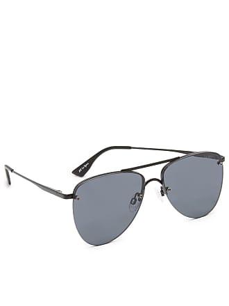 350395108bf Le Specs The Prince Sunglasses - Matte Black Smoke Mono