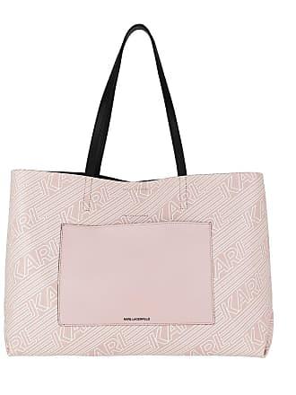 fcddfb3d2df12 Karl Lagerfeld Karlifornia Shopping Bag Pink Shopper rosa