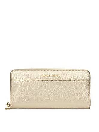 4b4f0fb976239 Michael Kors MICHAEL by Michael Kors Mercer Pale Gold Portemonnaie one size  Pale Gold