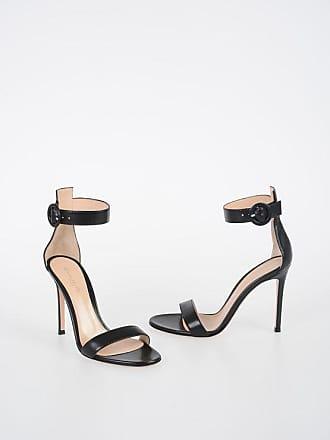 efe3fa0ffd110 Gianvito Rossi 10cm Leather PORTOFINO Sandals Größe 38
