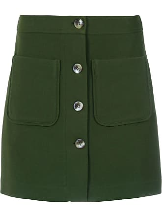 OLYMPIAH Andes skirt - Green