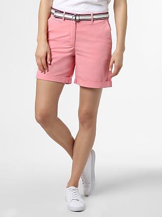 Tommy Hilfiger Damen Shorts rosa