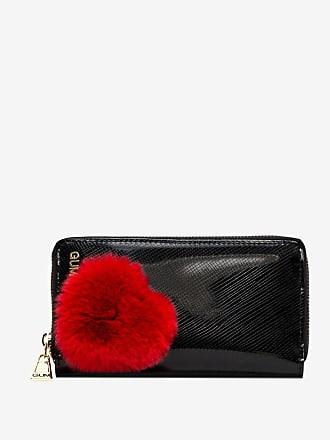 gum medium wallet fur heart