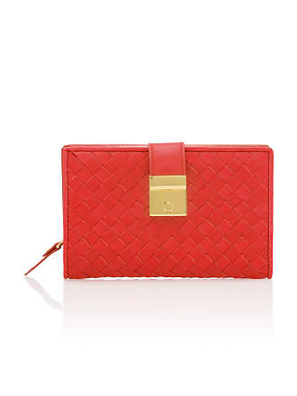 Bottega Veneta Large Leather Wallet