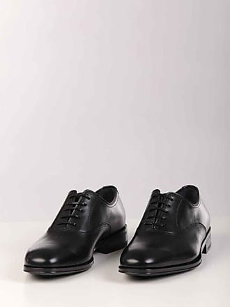 Salvatore Ferragamo Brushed Leather ALFREDO Oxford Shoes size 5,5