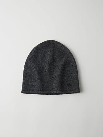 527010c1bd002 Acne Studios FA-UX-HATS000004 Charcoal Melange Lightweight beanie