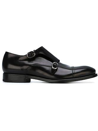Henderson Baracco Sapato de couro - Preto