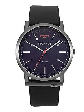 Technos Relógio Technos Feminino Ref: Gl30fp/4a Slim Grafite