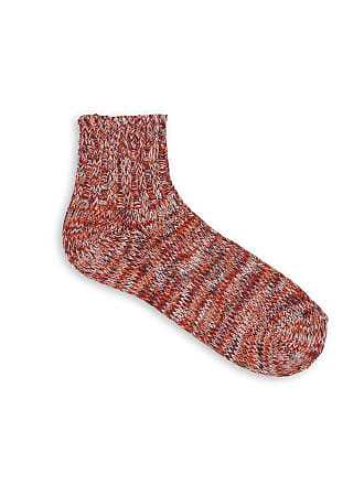 Thunders Love BLEND COLLECTION Red Ankle Socks