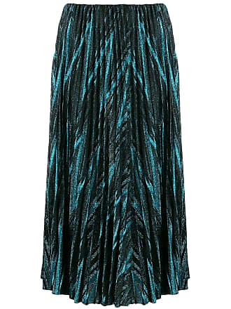 M Missoni knitted skirt - Azul