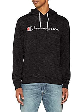 0940b8c648022 Champion Hooded Sweatshirt, Sweat-Shirt à Capuche Homme, Gris (Sbwm NBK