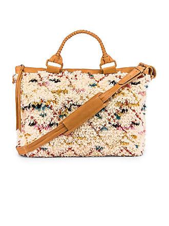 Cleobella Aubrie Weekend Bag in Tan