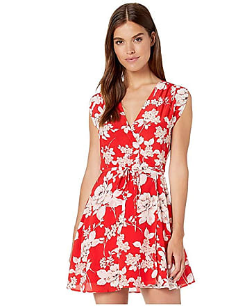 Yumi Kim Soho Mixer Dress (French Rose Red) Womens Dress