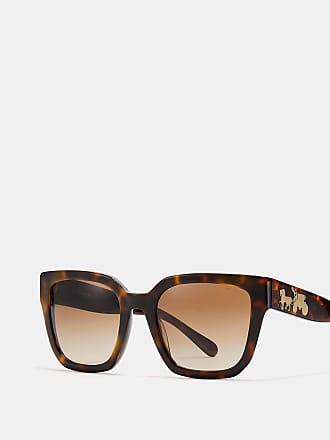f1fc09954dafa Coach Coach Horse And Carriagre Hologram Square Sunglasses