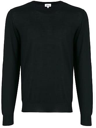 Brioni Suéter de tricô - Preto