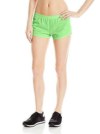 Soffe Womens Teeny Tiny Short, Summer Green, Medium