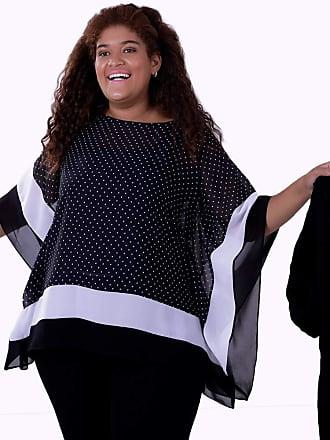 Vickttoria Vick Blusa Kaftan Diva Plus Size (48)