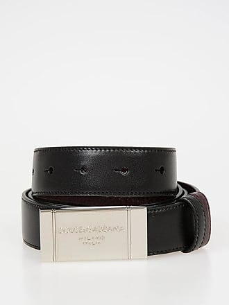 Dolce & Gabbana 30mm Leather Reversible Belt size 100