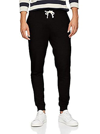 40e16abf500187 Jack   Jones Herren Hose JJEHOLMEN Sweat Pants NOOS Schwarz (Black Comfort  Fit)