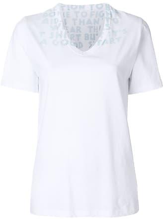 T-Shirts en Blanc   6222 Produits jusqu à −60%   Stylight 6a7c4bce5893