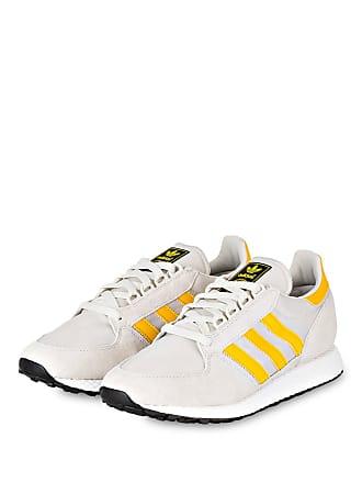 wholesale dealer d77bc c9a8a adidas Originals Sneaker FOREST GROVE - GRAU  GELB