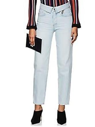 477ed601f7c Jean Atelier Womens Flip Straight Jeans - Blue Size 30