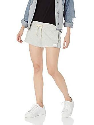 Hurley Juniors One & Only 3.5 inch Fleece Short, Grey Heather, XL